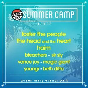 ALT 98 7 Summer Camp Concert
