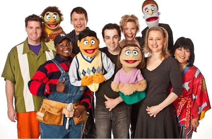 Backstage Tour at 'Avenue Q' with One of the Stars: In New York, New York (1)