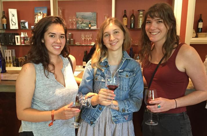 Napa and Sonoma Wine Education Tour: In San Francisco, California (1)