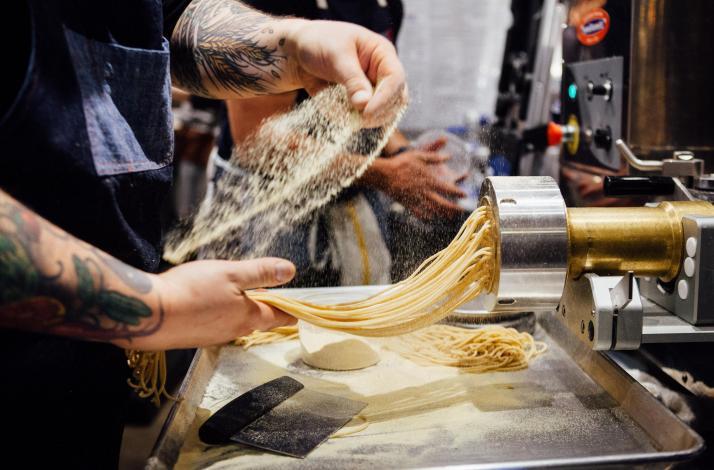 Artisanal Pasta Making Class: In Pasadena