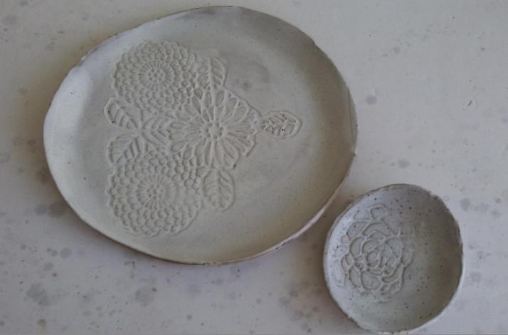 Custom Ceramic Dinnerware Set and In-Studio Pottery Class: In Los Angeles, California