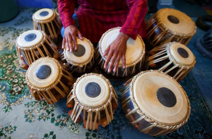 Art of Tabla and Khartal: Indian Percussion Workshop : In Brooklyn, New York (1)