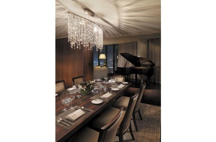 Private Penthouse Dining at the InterContinental San Francisco: In San Francisco, California (1)