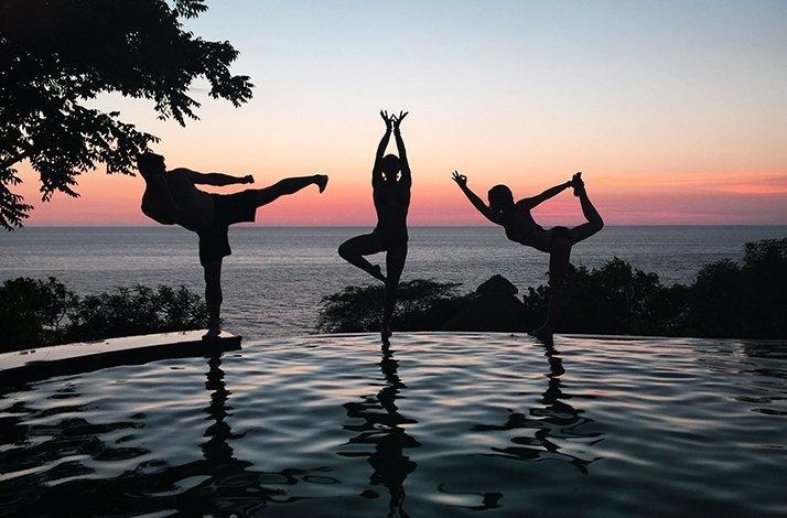 Chill'Asana Retreat Yoga Martial Arts  Movement for the Soul
