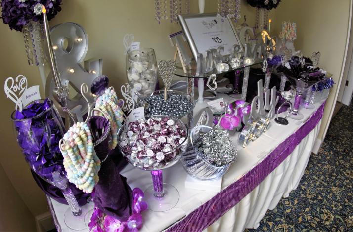 Elegant Themed Candy Station for Your Event: In New Bedford, Massachusetts