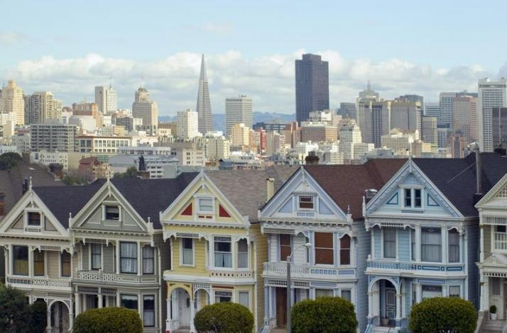 A City Tour of Golden San Francisco: In San Francisco, California