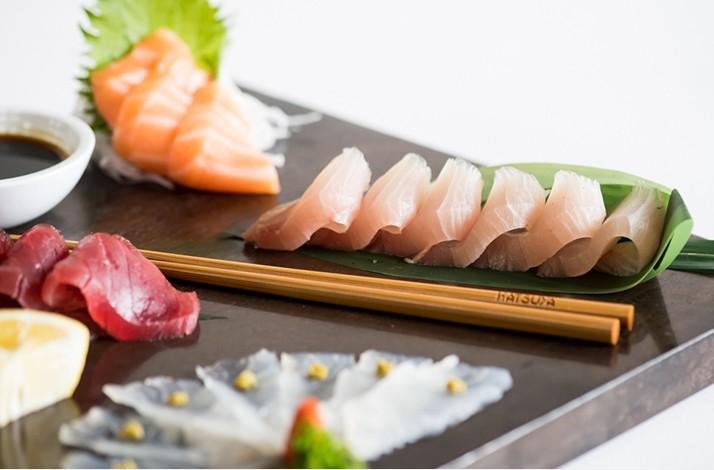 Chef-Guided Omakase Dinner and Sake Pairing at Katsuya Hollywood: In Los Angeles, California