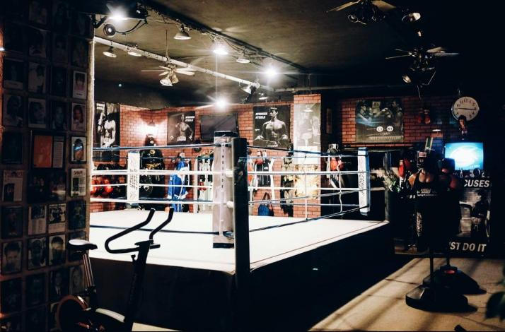 Boxing Training Like a World Class Pro/Live the Fantasy: In Marina del Rey, California (1)