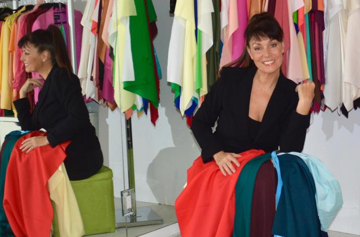 Discover 'Your Best Colors' with Celebrity Stylist Brenda Cooper: In Los Angeles, California (1)