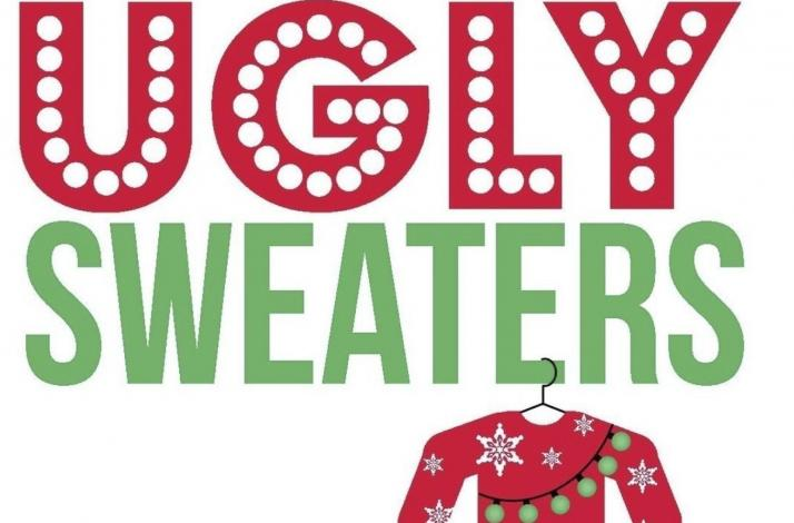 Cooking Laboratory's Ugly Sweater Gala: In Los Angeles, California
