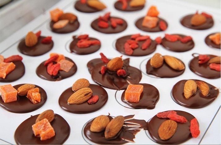 Chocolate Workshop: Learn to Make Mendiants, a Traditional French Confection: In New York, New York