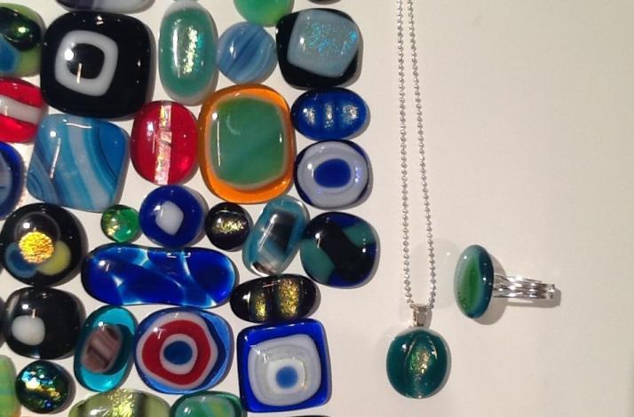 Fused Glass Class: In Boston, Massachusetts
