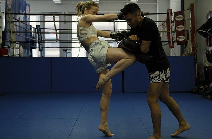 Private Muay Thai Lesson: In New York, New York (1)