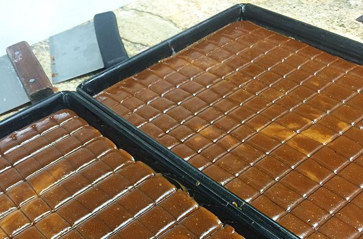 Buttercrunch Toffee Class Led by New York City's Toffee Queen: In New York, New York