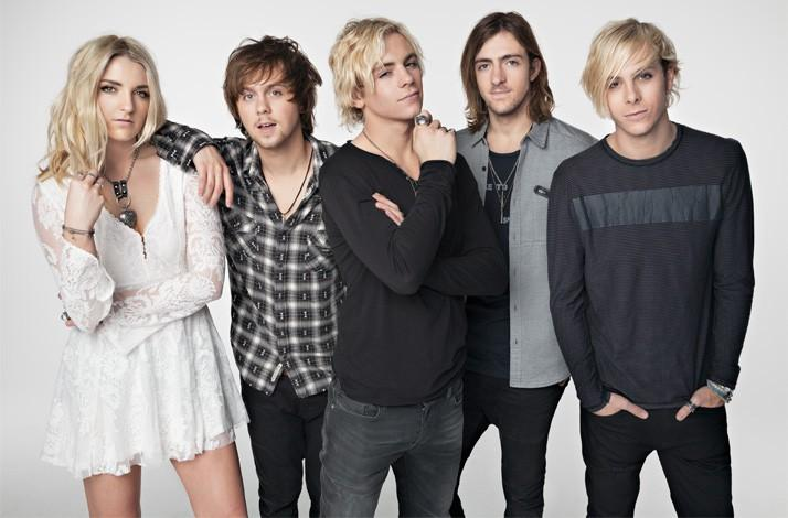 Two tickets to r5 concert at the fox theater pomona and meet the two tickets to r5 concert at the fox theater pomona and meet the band in pomona california m4hsunfo