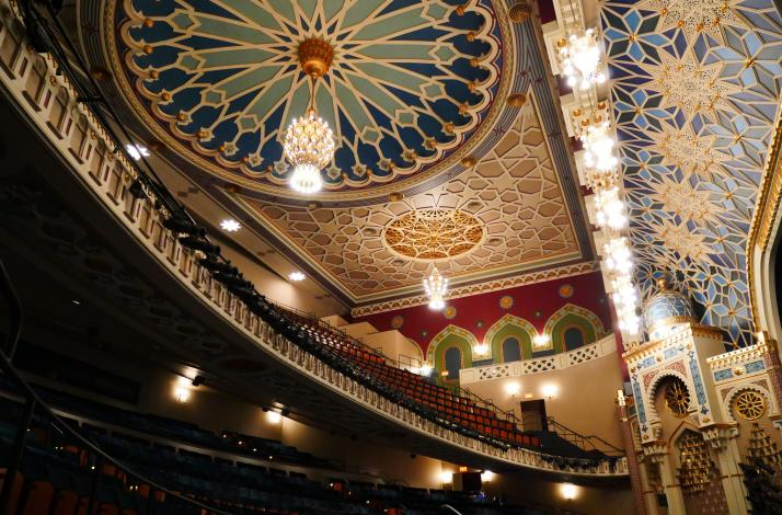 Behind-the-Scenes at NY City Center, Manhattan's 1st Performing Arts Center: In New York, New York (1)