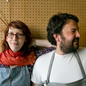 Stuart Brioza & Nicole Krasinski