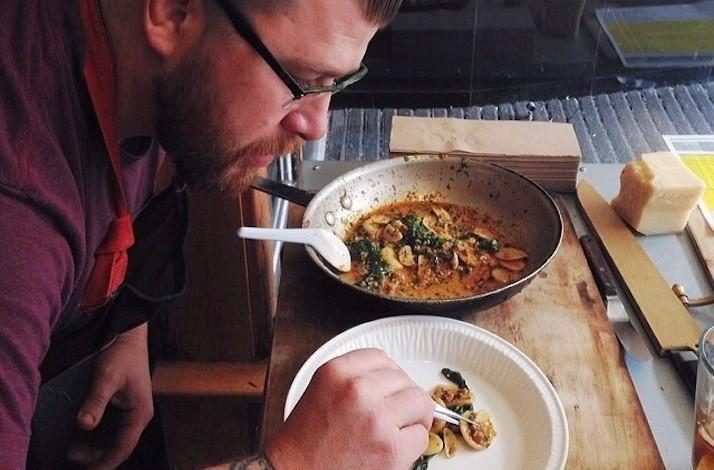 Apprenticeship with Chef Jonathon Sawyer: In Cleveland, Ohio