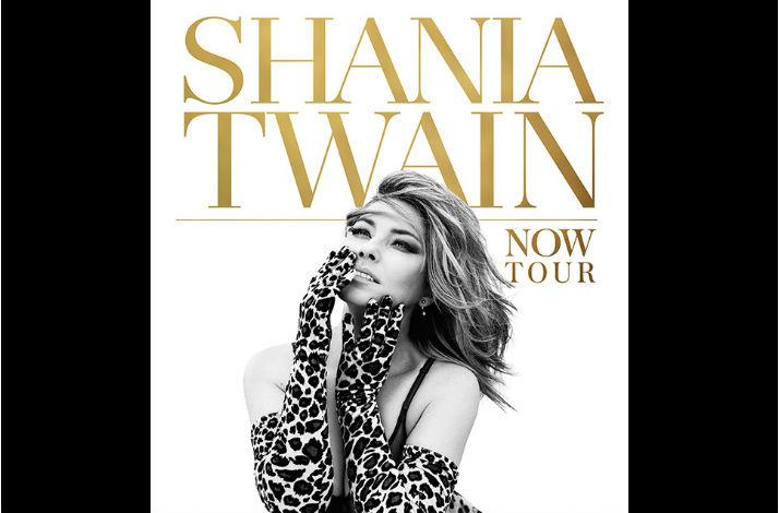 Meet Shania Twain with Premium Concert Tickets, Pre-Show Party, Photo & More