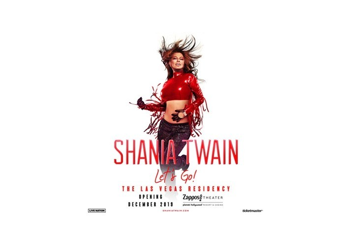 Let's Go! Meet Shania Twain in Vegas: In Las Vegas, Nevada (1)