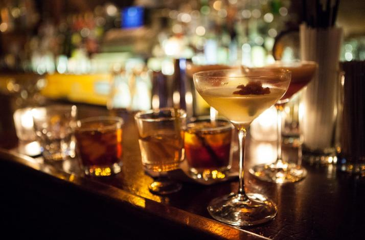 Private Cocktail Tour of Chicago's Coolest Bars with a Famed Mixologist : In Chicago, Illinois