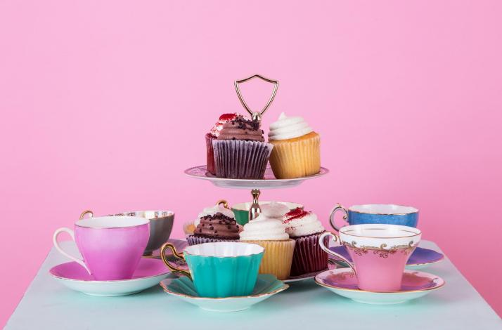 A Chic and Cheerful High Tea: In Brooklyn, New York (1)