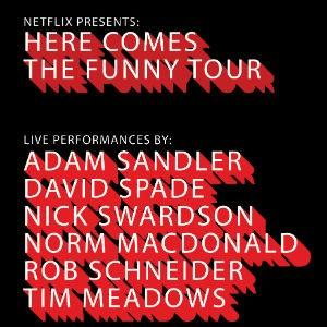 Here Comes The Funny Tour - Film and Television