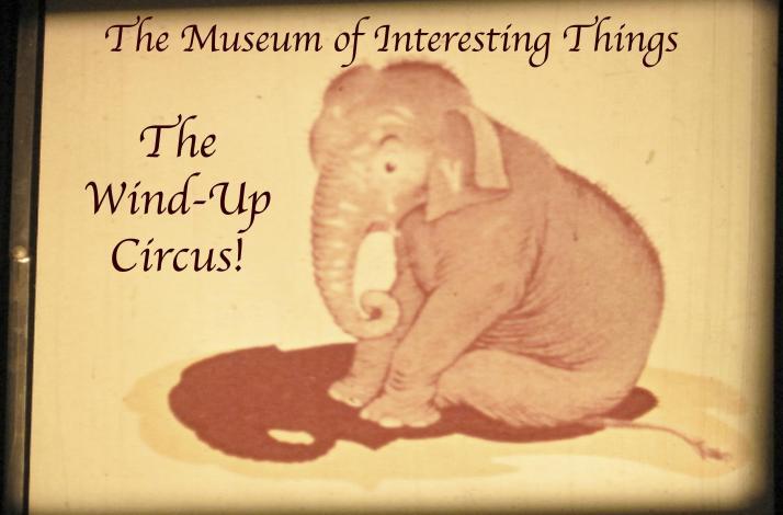 Museum of Interesting Things: Secret Speakeasy Sideshow in