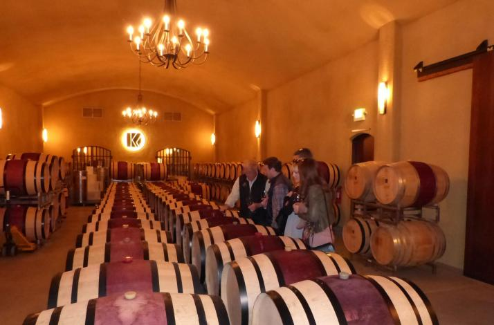 Dream Napa Valley Wine Experience: Private Chefs Lunch, Barrel Tasting, Wine Caves & Chocolate: In Napa, California (1)