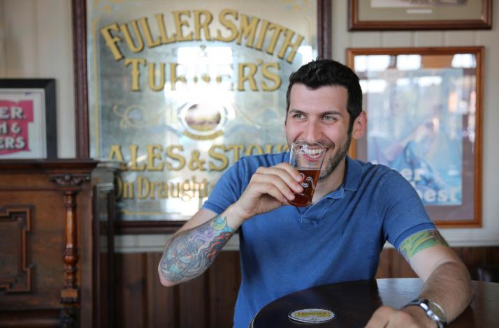 Beer Tasting and Pairing with Food & Wine Writer and Certified Cicerone Ethan Fixell: In New York, New York (1)