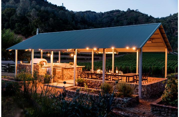 A Moveable Feast: A Private Tour of the Vineyard, Gardens, and Organic Farm at Skipstone Ranch: In Geyserville, California (1)