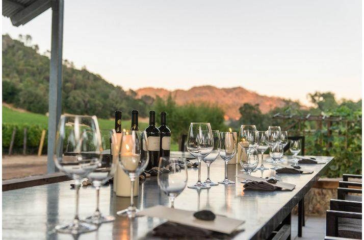 Sonoma Master Class: Wine Education and Gourmet Lunch at Skipstone Ranch (1)