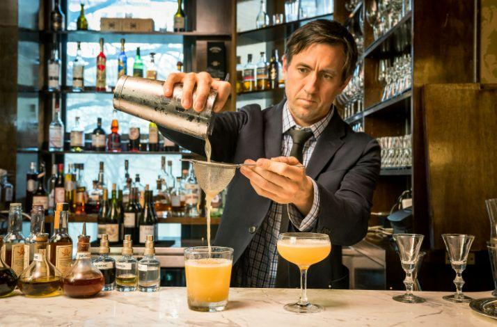 Alchemist's Session: Immersive, Hands-On Mixology Cocktail Class with Greg Seider: In New York, New York