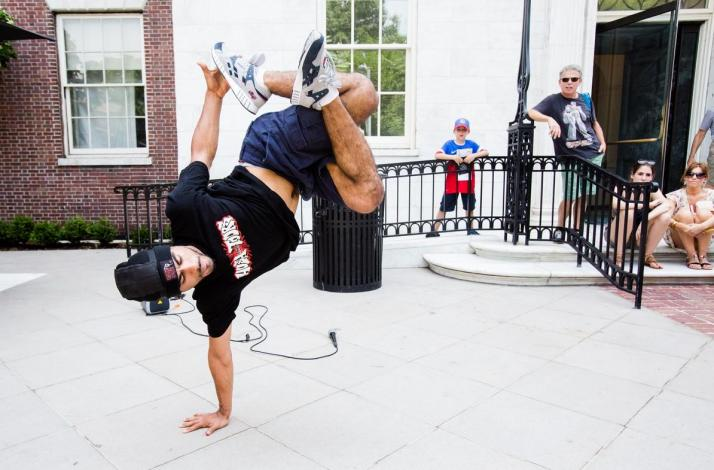 Fresh & Fly: Private Hip-Hop Dance Workshop & Session : In New York, New York (1)