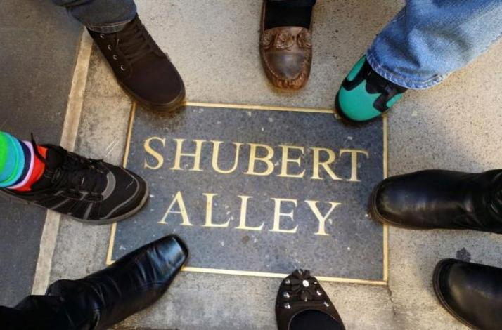 Broadway Musical Theatre Walking Tour Act 1: In New York, New York (1)