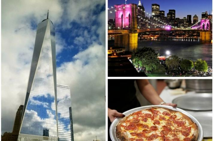 Eight Hours with a Private Tourist Guide: In Manhattan, New York