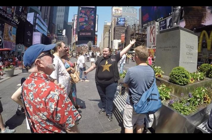 Broadway Musical Theater Walking Tour: In New York, New York (1)