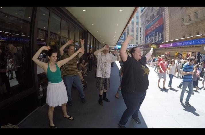 Haunted Broadway Walking Tour (w/optional Tarot Reading After): In New York, New York (1)