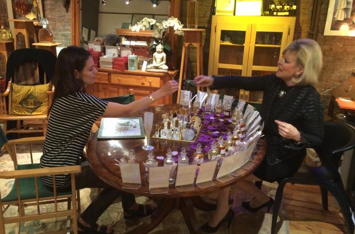 perfume making classes in new york in new york new york