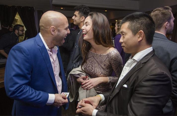 Intimate Magic and Dinner Show: In San Francisco, California (1)