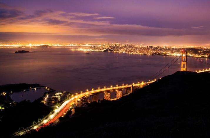 Private Marin Headlands Photography Lesson at Sunrise: In Sausalito, California (1)