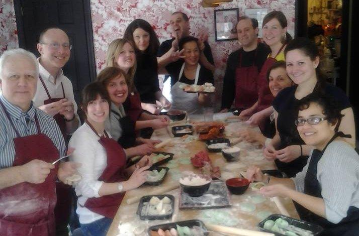 Dumpling Party with Chef Patty: In Cambridge, Massachusetts