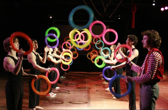 Clown Around at a Private Circus Workshop with CircEsteem in Chicago: In Chicago, Illinois