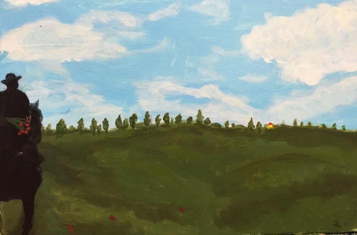 Beginners/Intermediate Art Class : In Somerville, Massachusetts