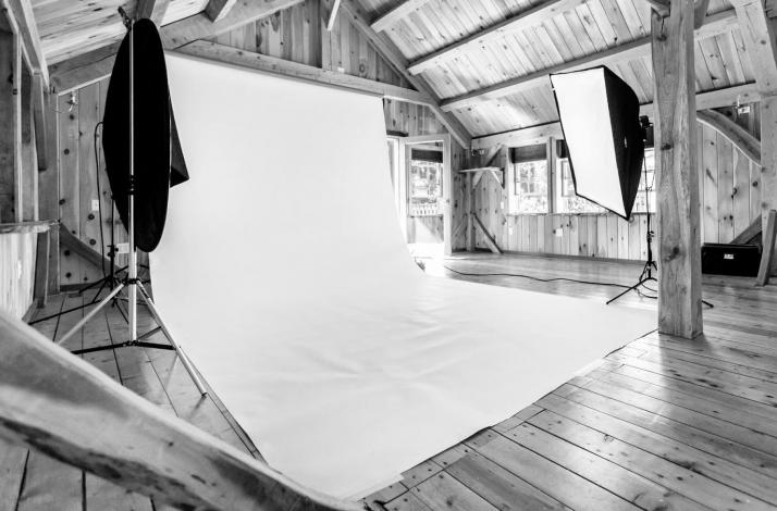 Athletic Photo Shoot and Editing Session: In Cohasset, Massachusetts