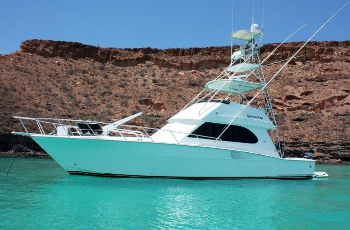 All-Inclusive VIP Sportfishing Charter: In Cabo San Lucas, Mexico