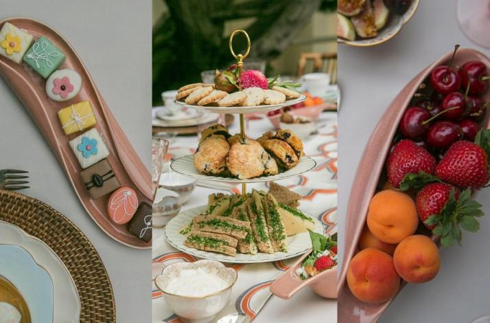 A Perfect Afternoon Tea Party with Your Friends: In San