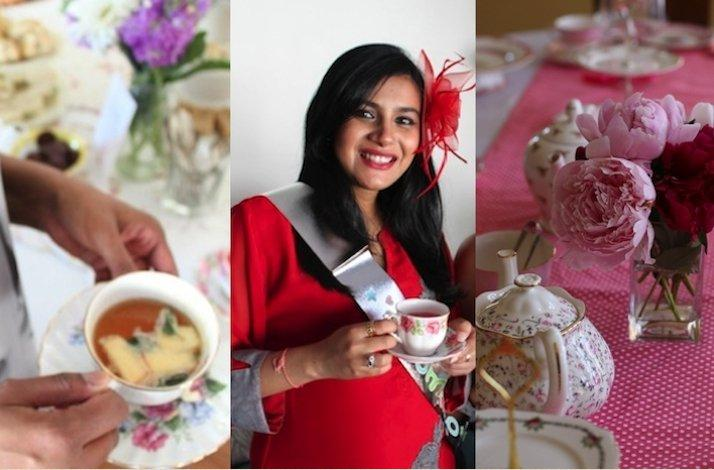 Baby Shower Tea Party: All-included Service to Indulge in Whimsy: In San Francisco, California (1)