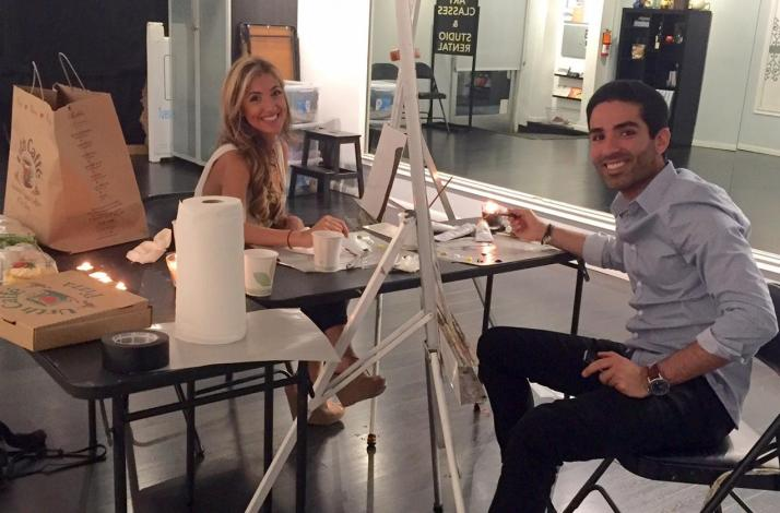 Channel Your Inner Artist with a Private Drawing and Painting Lesson : In Los Angeles, California (1)