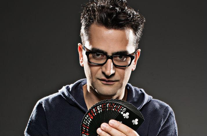 Practice Your Poker Face with a Private Lesson from Antonio Esfandiari: In Las Vegas, Nevada